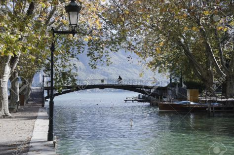 Ponte dell'Amore, Annecy