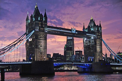 Londra Tower Bridge