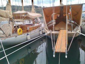 interno barca a vela