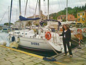 Porto Venere, La Spezia Sun Odyssey