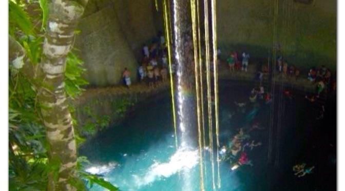 cenote, Messico