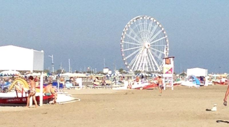 Rimini, ruota panoramica