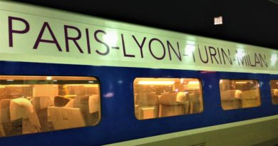 parigi in treno, tgv