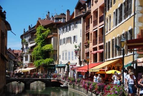 Vieille ville d'Annecy