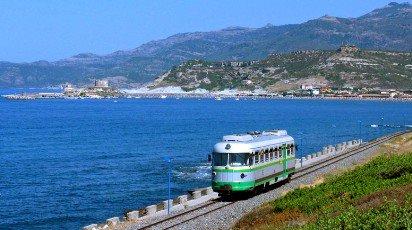 trenino verde Sardegna