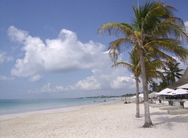 Playa Paraiso, Messico
