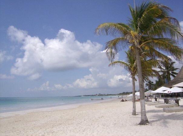 Playa Paraiso, Messico