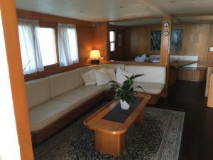 Yacht Fortebraccio