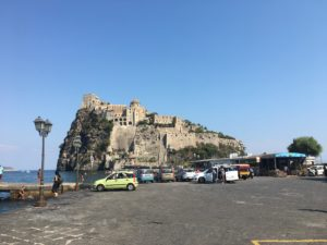Castello Aragonese, Ischia