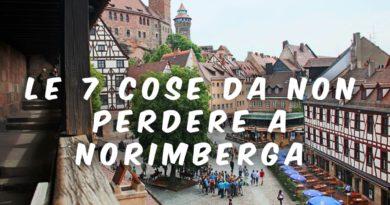7 cose da non perdere a Norimberga