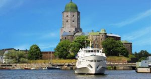 Vyborg da Lapeenranta, Lago Saimaa
