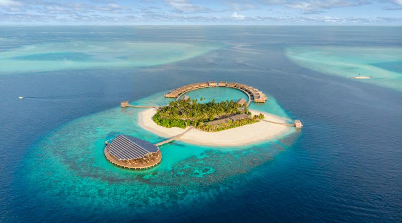 La luna di miele da sogno dei Ferragnez alle Maldive