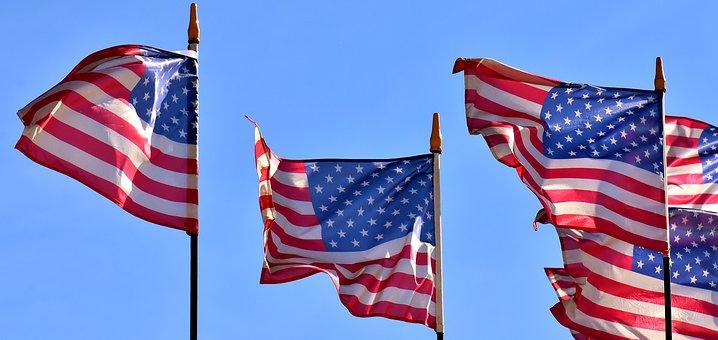 bandiera usa stati uniti