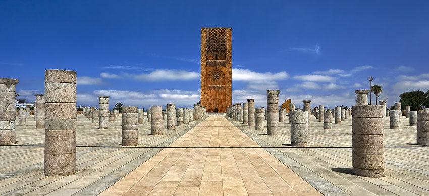 Rabat, tour città imperiali del Marocco